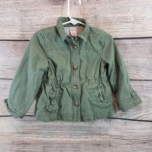 Carters Toddlers Jacket